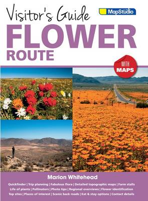 Picture of Visitor's guide flower route