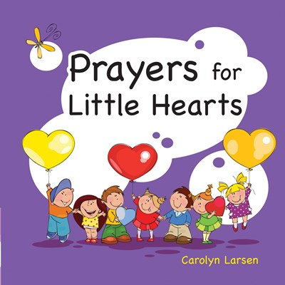 Picture of Prayers for little hearts