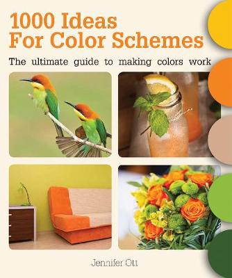 Picture of 1000 Ideas for Color Schemes: The Ultimate Guide to Making Colors Work