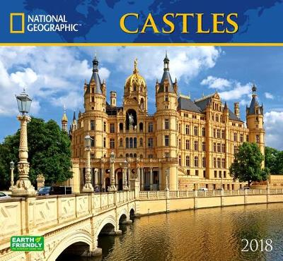 Picture of National Geographic Castles 2018 Wall Calendar