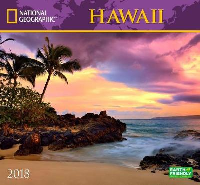 Picture of National Geographic Hawaii 2018 Wall Calendar