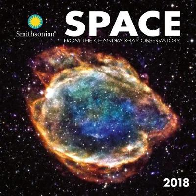 Picture of Space Smithsonian 2018 Wall Calendar