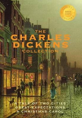 Picture of The Charles Dickens Collection: (3 Books) a Tale of Two Cities, Great Expectations, and a Christmas Carol (1000 Copy Limited Edition)