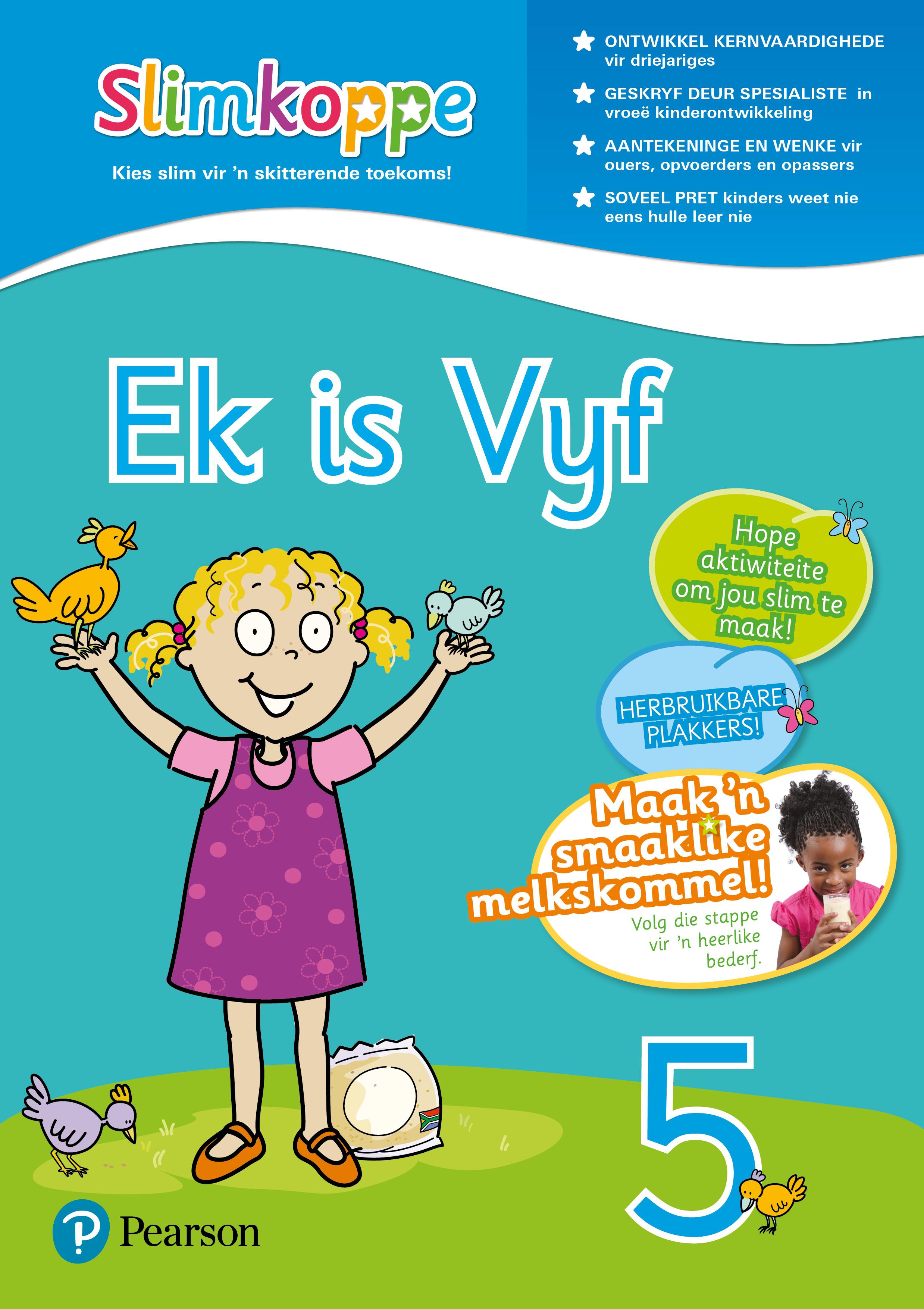 Picture of Slimkoppe Ek is vyf