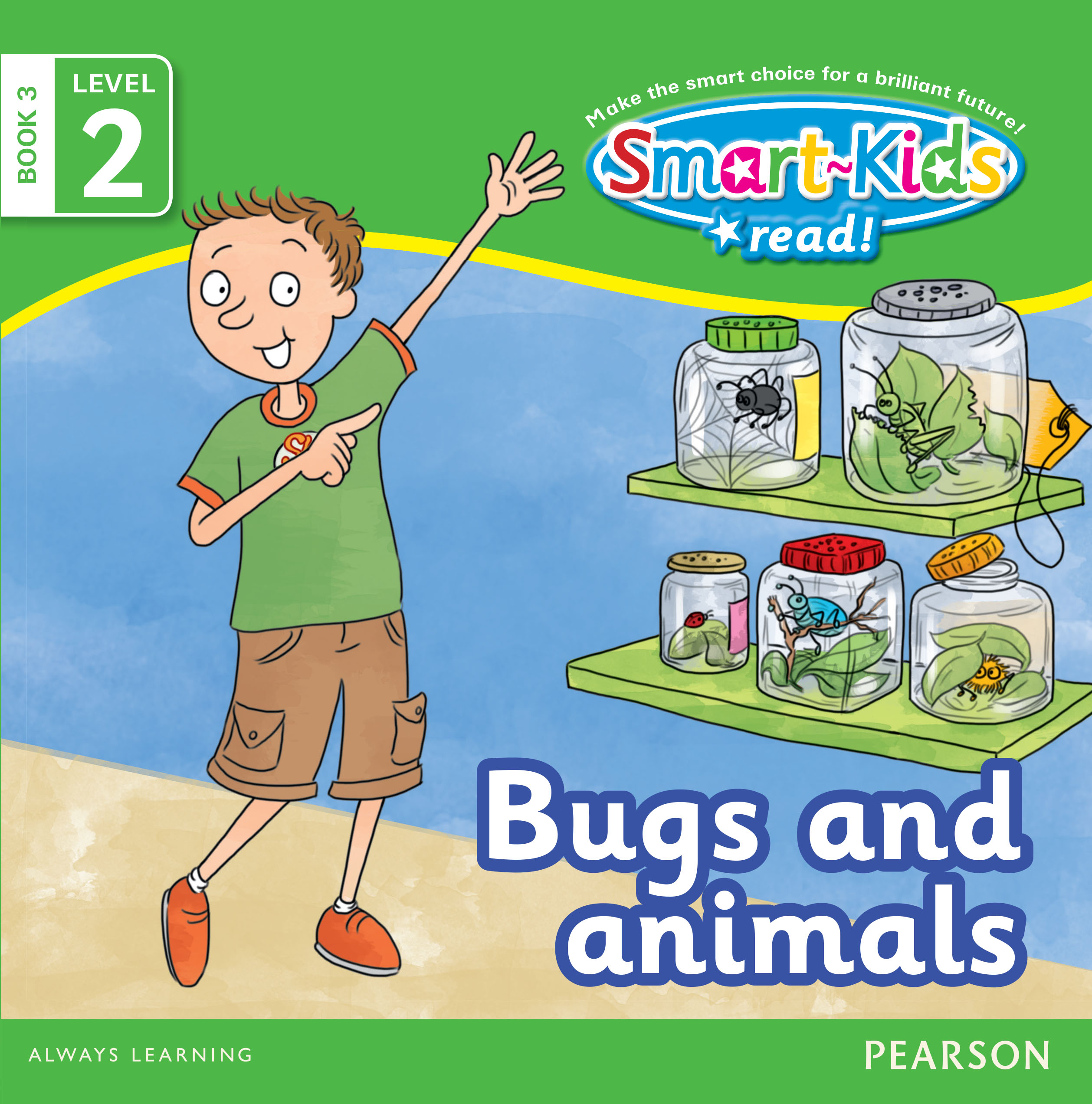 Picture of Bugs and animals