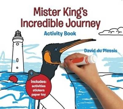 Picture of Mister King's incredible journey