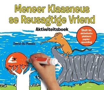 Picture of Meneer Klaasneus se reusagtige vriend