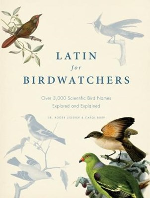 Picture of Latin for birdwatchers