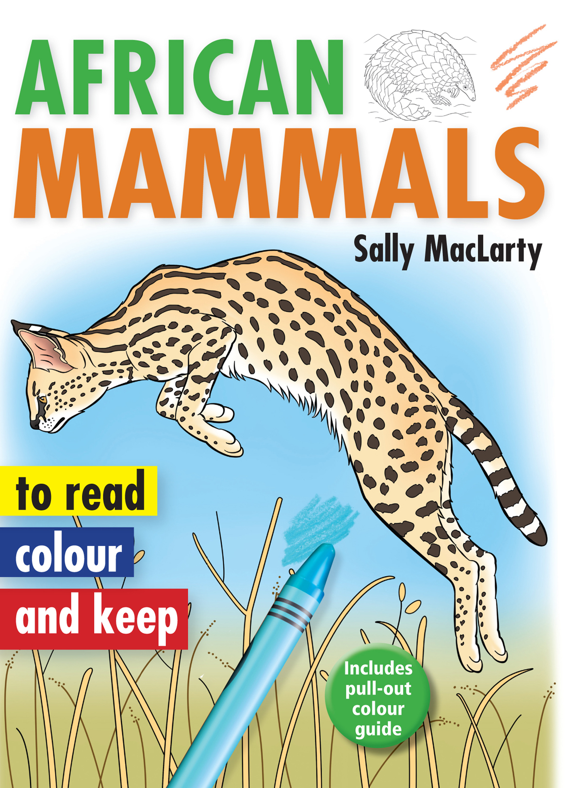 Picture of African mammals