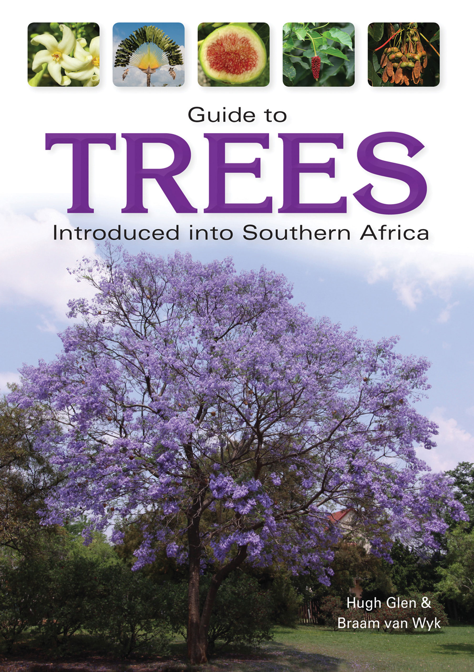 Picture of Guide to trees introduced into Southern Africa