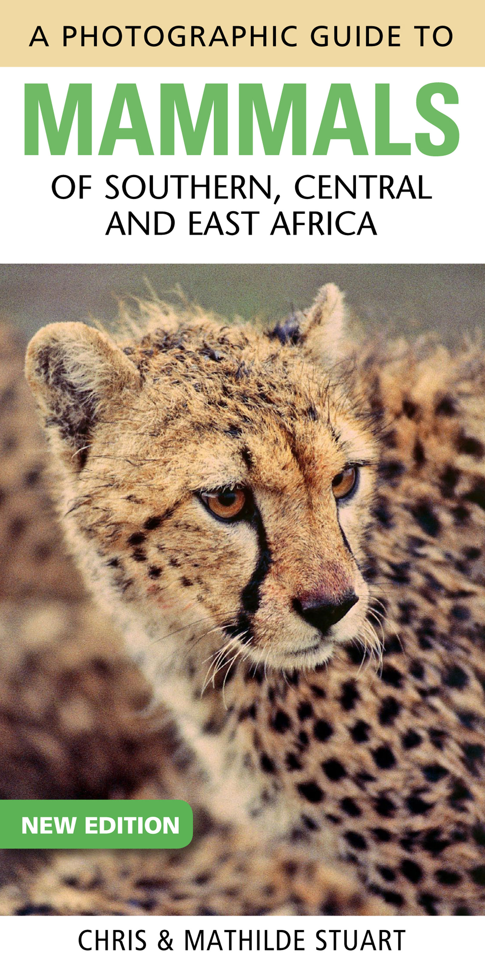 Picture of A photographic guide to mammals of Southern, Central and East Africa