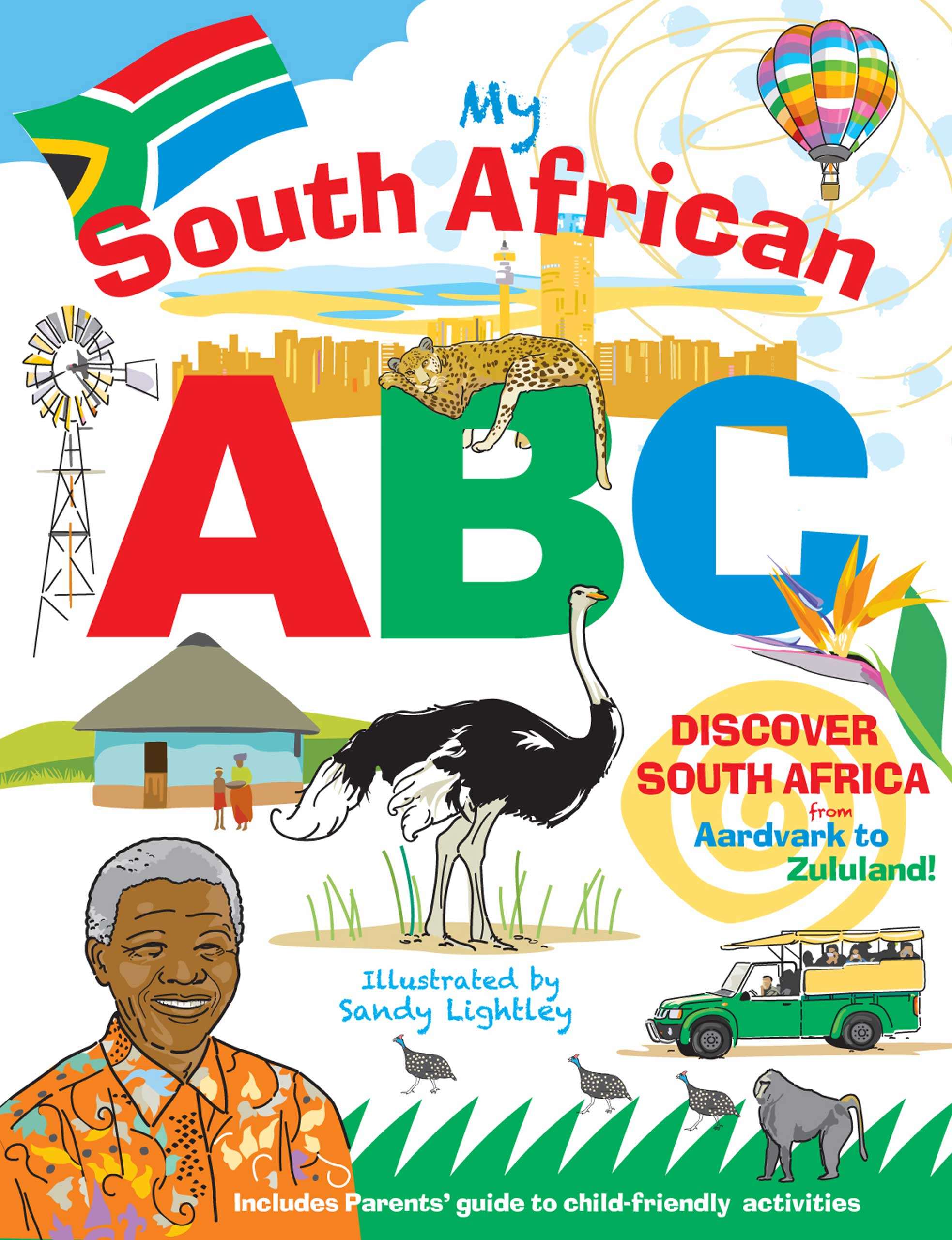 Picture of My South African ABC