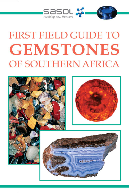 Picture of First Field Guide to Gemstones of Southern Africa