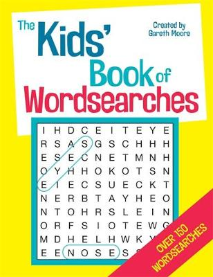 Picture of The Kids' Book of Word Searches