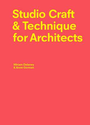 Picture of Studio Craft & Technique for Architects