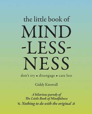 Picture of Little Book of Mindlessness