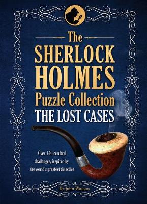 Picture of The Sherlock Holmes Puzzle Collection: The Lost Cases