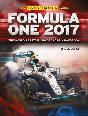 Picture of The Official BBC Sport Guide Formula One 2017