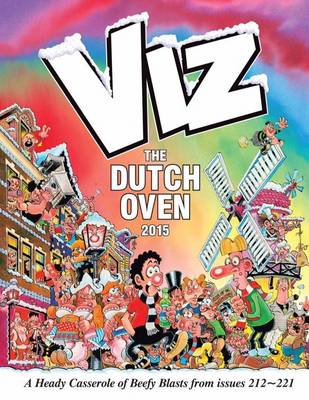 Picture of The Viz Annual: The Dutch Oven
