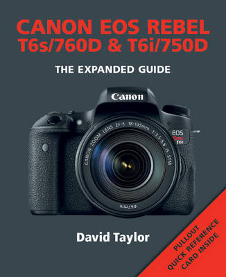 Picture of Canon Rebel T6s/EOS 760D & Rebel T6i/EOS 750D