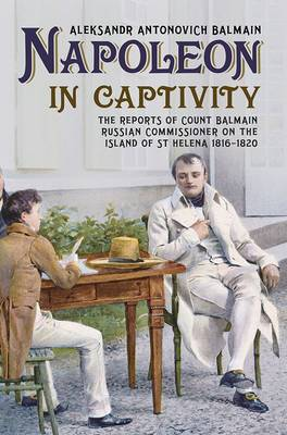 Picture of Napoleon in Captivity