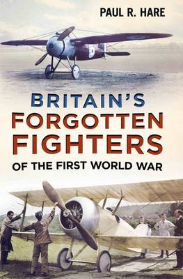 Picture of Britain's Forgotten Fighters of the First World War