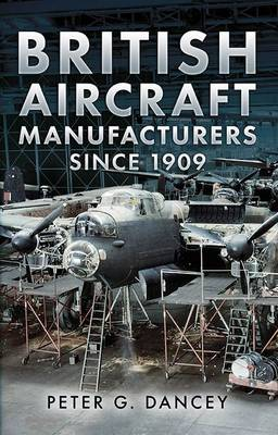 Picture of British Aircraft Manufacturers Since 1909