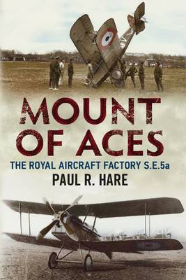 Picture of Mount of Aces: The Royal Aircraft Factory S.E.5a