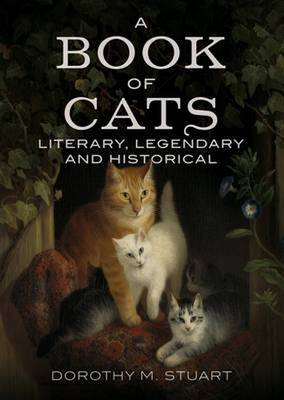 Picture of A Book of Cats: Literary, Legendary and Historical