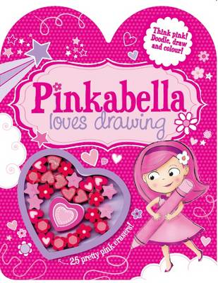 Picture of Pinkabella Loves Drawing Activity Book