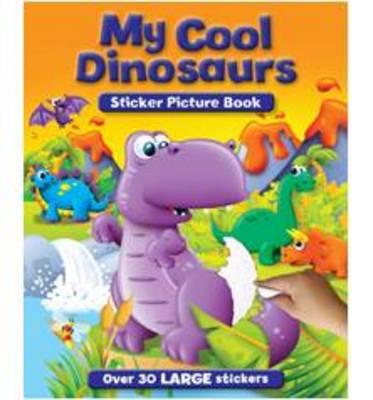 Picture of My Cool Dinosaurs Sticker and Activity Book