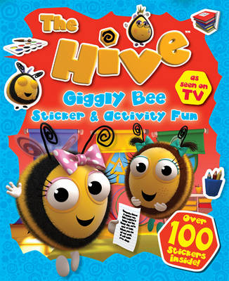Picture of Giggly Bee Sticker & Activity Book