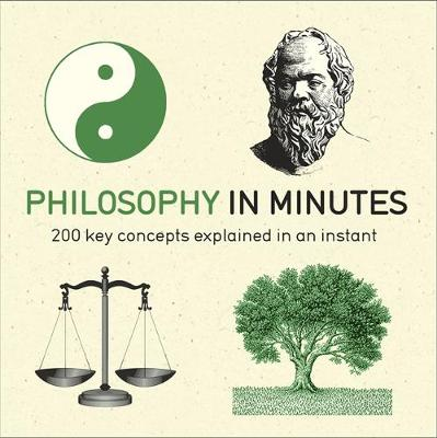 Picture of Philosophy in Minutes: 200 Key Concepts Explained in an Instant