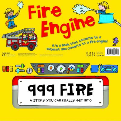 Picture of Convertible Fire Engine