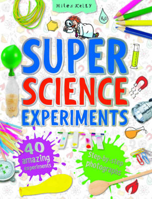 Picture of Super Science Experiments