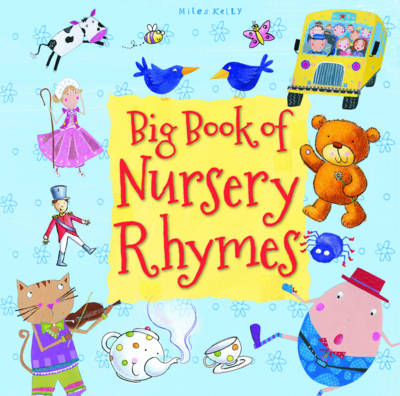 Picture of Big Book of Nursery Rhymes