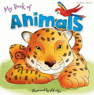 Picture of My Book of Animals: For Ages 3+