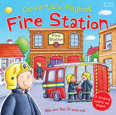 Picture of Convertible Playbook Fire Station