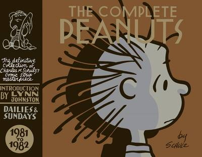 Picture of The Complete Peanuts 1981-1982: Volume 16
