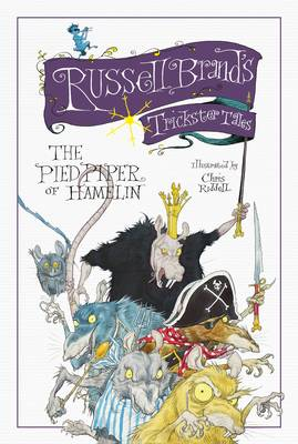 Picture of Russell Brand's Trickster Tales: The Pied Piper of Hamelin