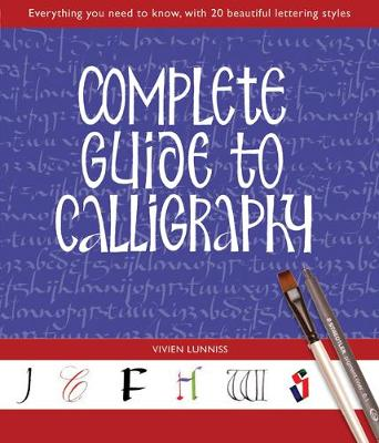 Picture of Complete Guide to Calligraphy