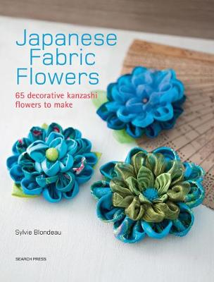 Picture of Japanese Fabric Flowers: 65 Decorative Kanzashi Flowers to Make