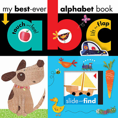 Picture of My Best Ever Board Books ABC Slide and Find