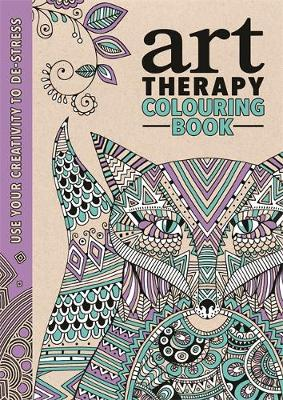Picture Of The Art Therapy Colouring Book