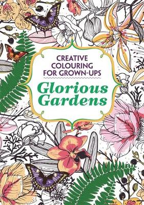 Picture of Glorious Gardens: Creative Colouring for Grown-Ups