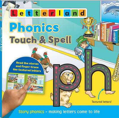 Picture of Phonics Touch & Spell