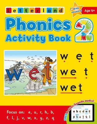 Picture of Phonics Activity Book 2
