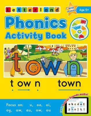 Picture of Phonics Activity Book 6