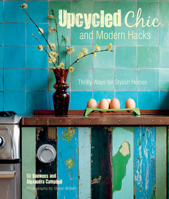 Picture of Upcycled Chic and Modern Hacks: Thrifty Ways for Stylish Homes