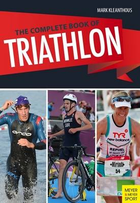 Picture of The Complete Book of Triathlon Training: The Encyclopedia of Triathlon